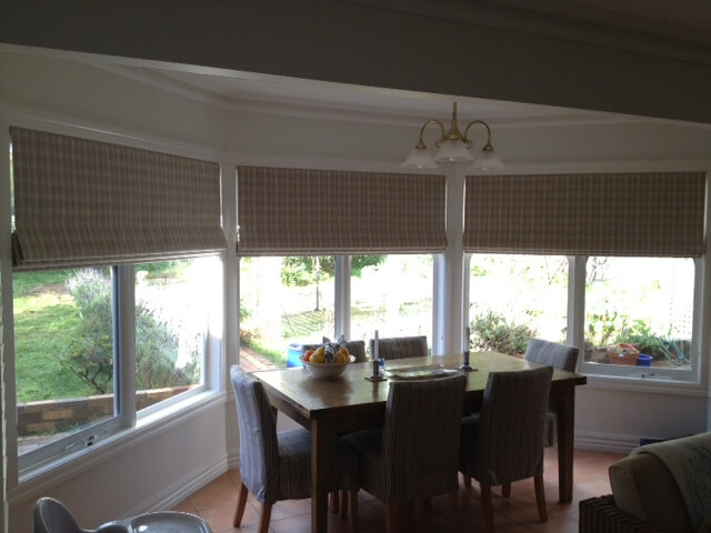 Mornington Peninsula Roman Blinds