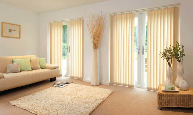 Vertical Blinds - Shades of Australia