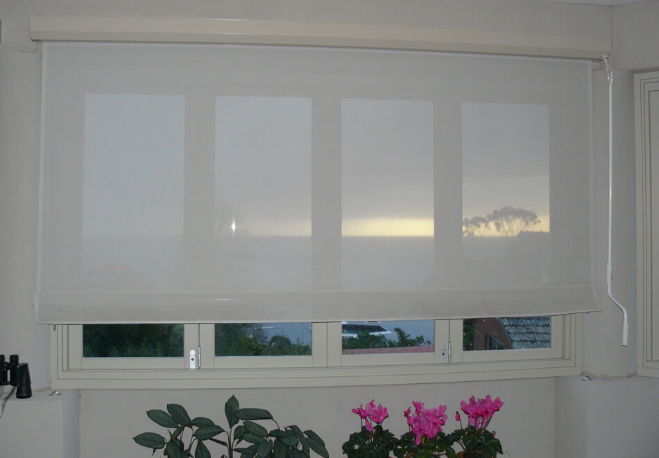 Vertiscreen Fabric Awnings