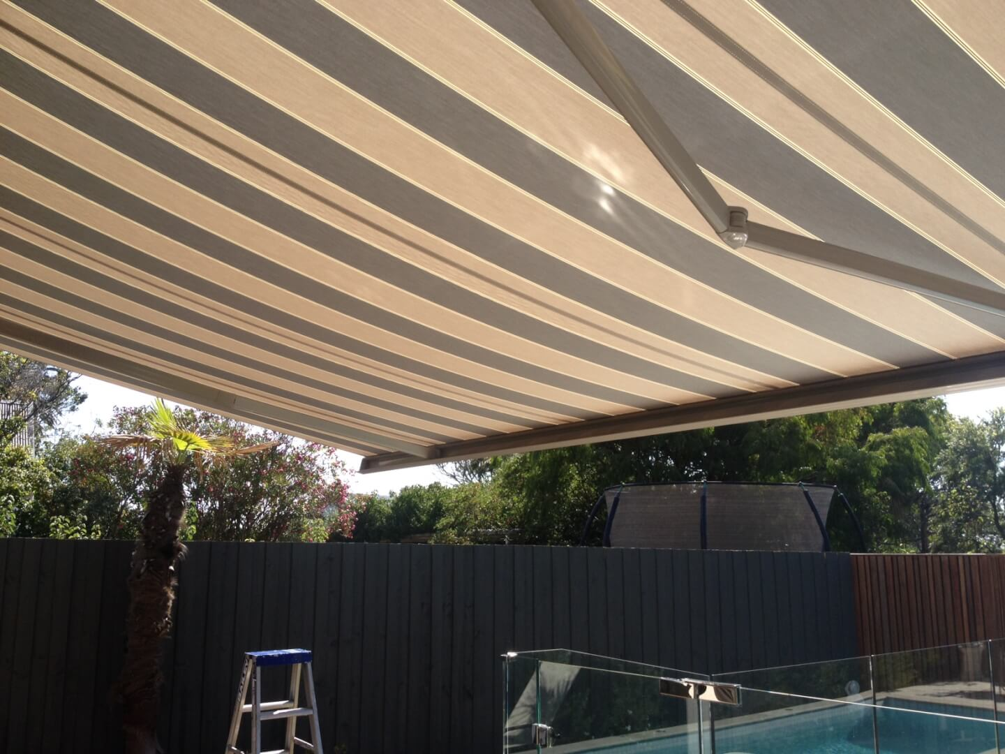 Folding Arm Awning Mornington