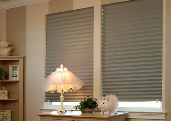 Pleated & Honeycomb Blinds