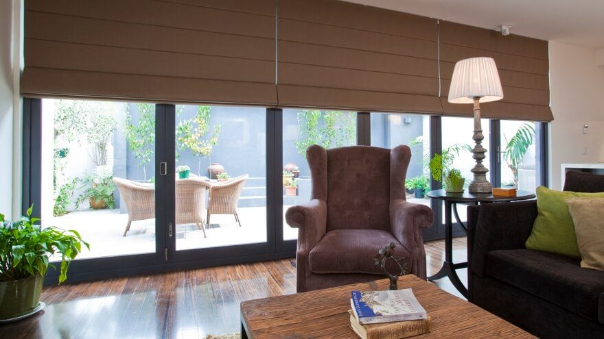 Mornington Peninsula Roman Blinds Custom Roman Blinds