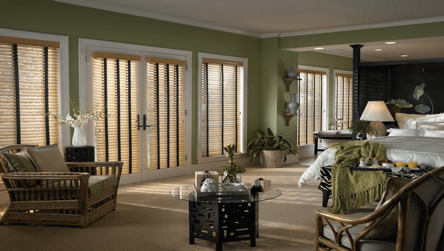 Timber Faux Wood Blinds