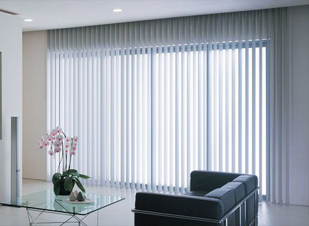 Mornington Peninsula Vertical Blinds