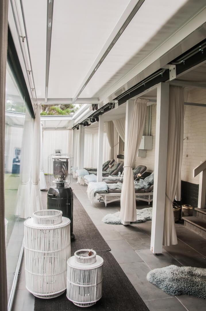 Sintesi Retractable Roof System Mornington Peninsula