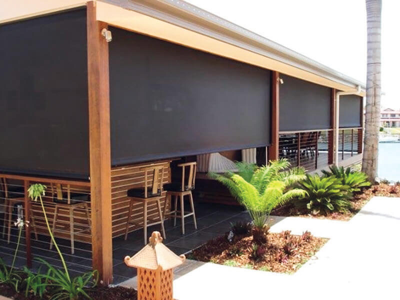 Channel It Blinds Ziptrak Blinds Shades Of Australia